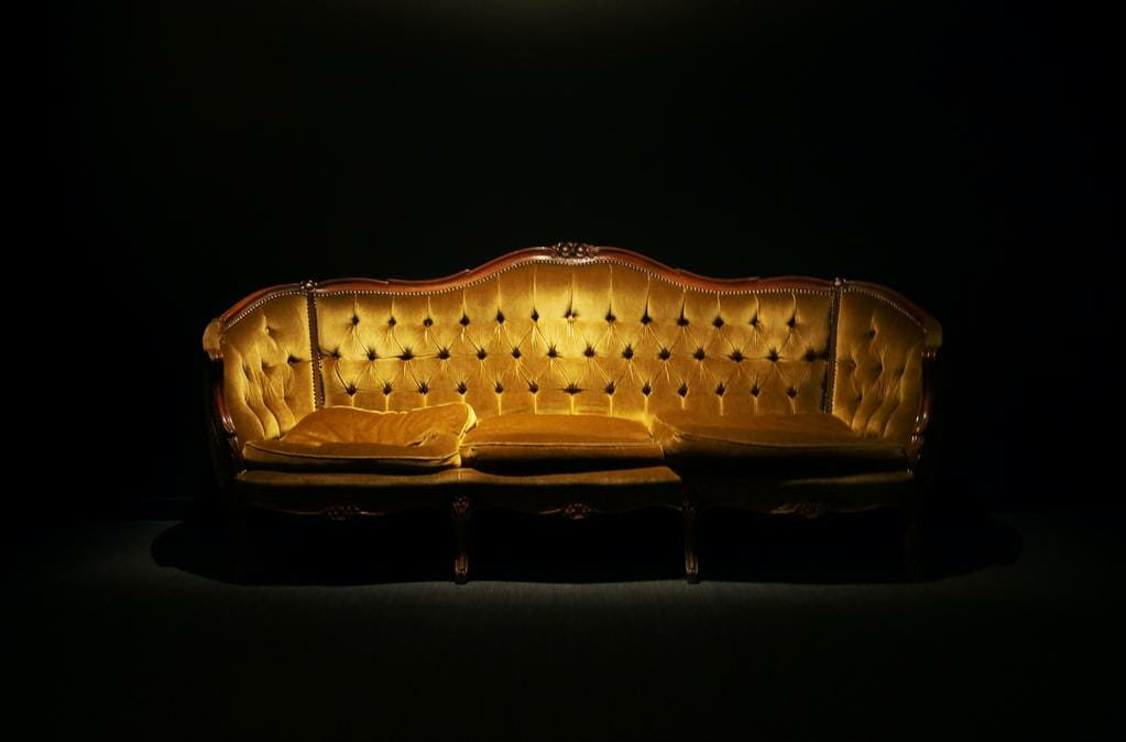 can you steam clean a suede couch